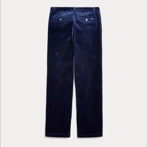 Slim fit stretch corduroy pant size 8